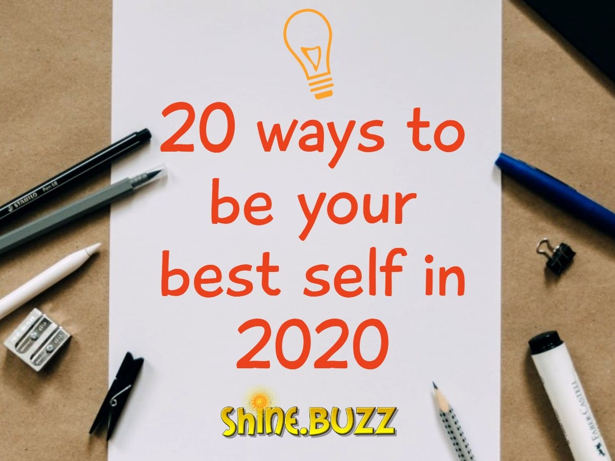 10 Ways to Embark on a Self-Improvement Journey in 2020