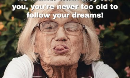 4 inspiring people who prove you're never too old to start something new