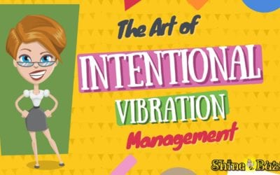 The Art of Intentional Vibration Management