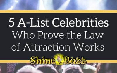 5 Famous People Who Prove the Law of Attraction is Real