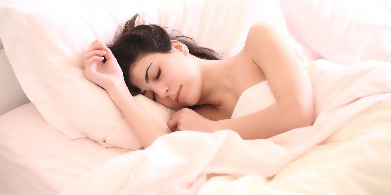 Quick Life Hack: Get Enough Sleep to Be Happier