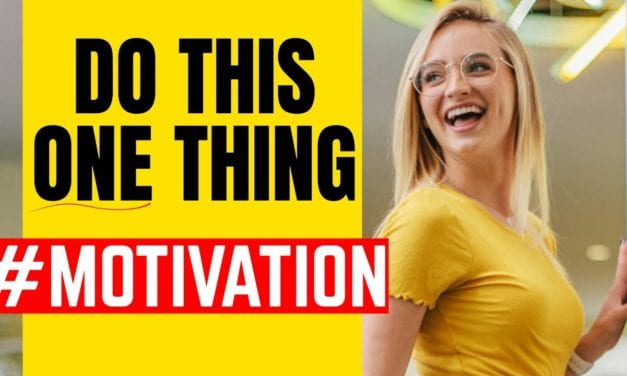 How to Get Motivated When You Feel Stuck