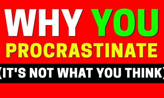 The Shocking Truth About Why You Procrastinate (And How to Stop!)