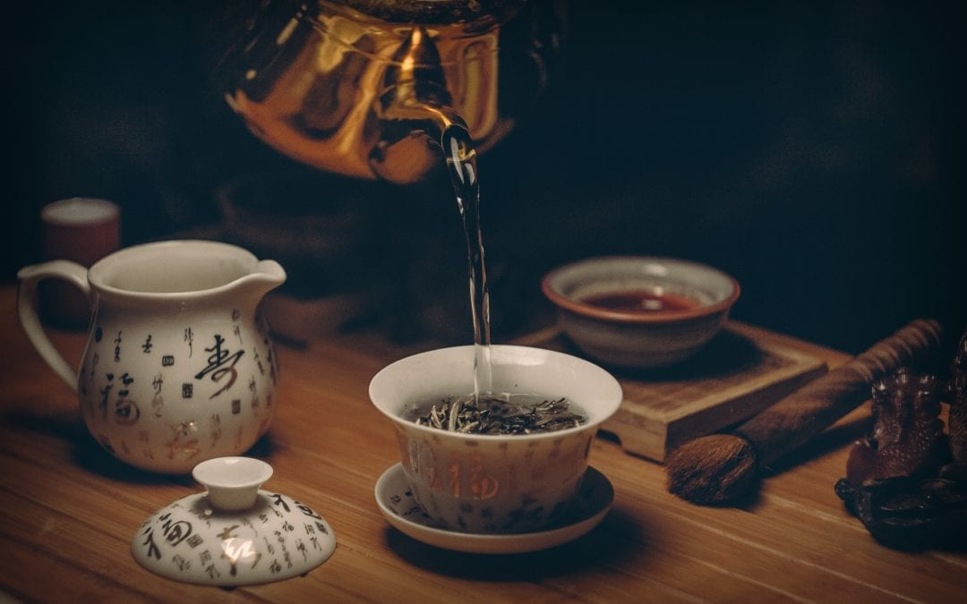 5 Powerful Benefits Of Green Tea