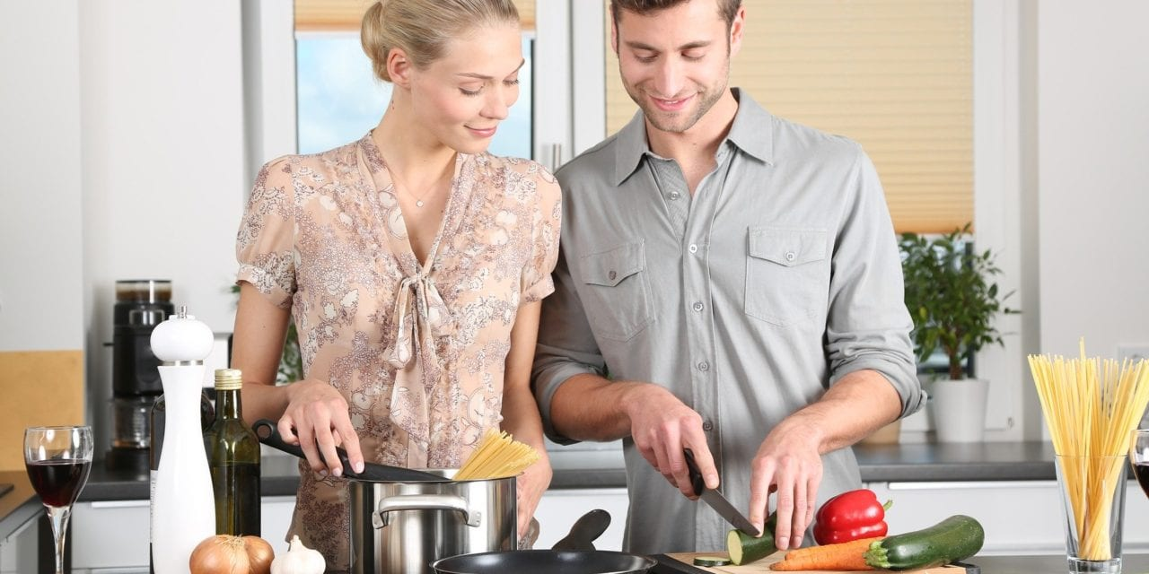 5 Ways To Save Time In The Kitchen