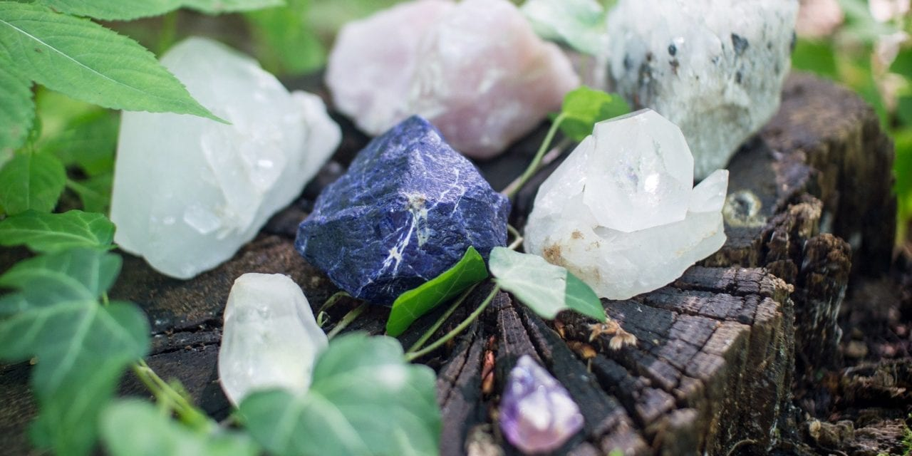 5 Crystals That Might Help Boost Your Health