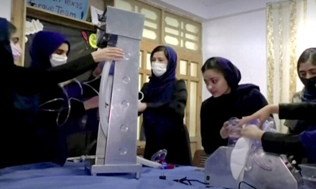 High School Girls Create Machine That Will Save Milllions (of People and Dollars)